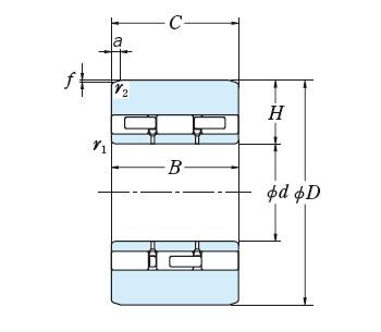 Bearing ZR23-31